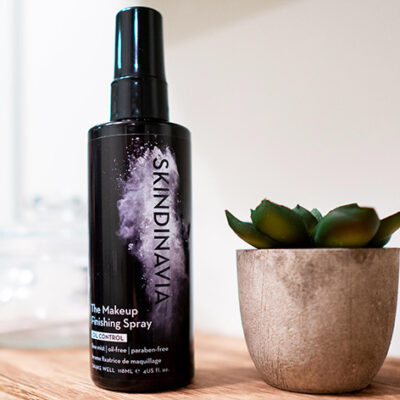Skindinavia's Cooling Technology Makes Its Setting Spray the Best Choice for Summer
