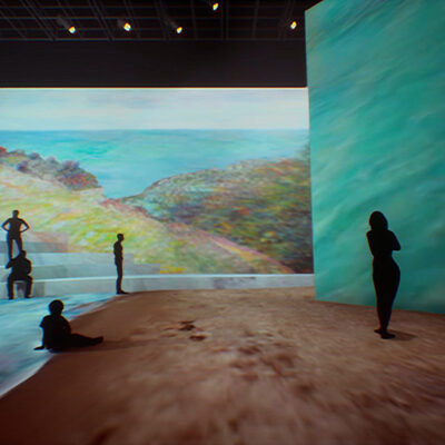 The Largest Immersive Traveling Experience in The World, Monet By The Water, Kicks Off This December in San Francisco