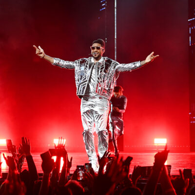 Usher Opens Las Vegas Residency With Back-to-Back Sold Out Shows