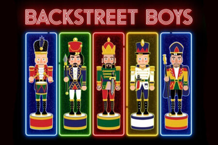 Backstreet Boys Return to Las Vegas for 'A Very Backstreet Christmas Party'