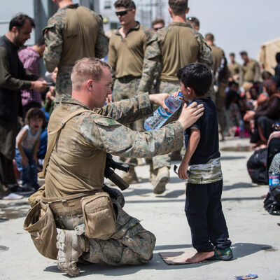 U.S. Legally, Morally Obligated to 'Clean Up the Mess' in Afghanistan
