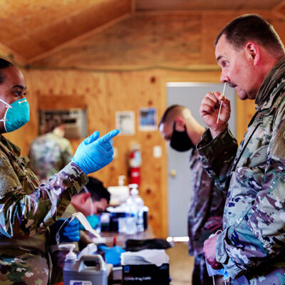 DOD Intends to Mandate Pfizer Vaccine, Pentagon Official Says