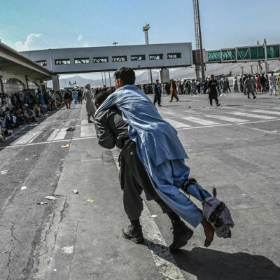 Afghanistan Crisis: Here's Why the U.S., International Community Won't Stop The Taliban
