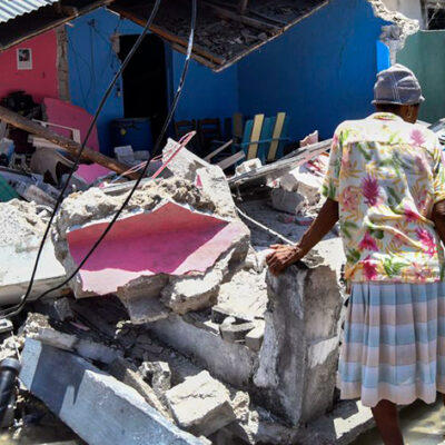 Action Against Hunger Responds to Major Earthquake and Storm in Haiti, Addresses Urgent Need for Food, Water, Sanitation