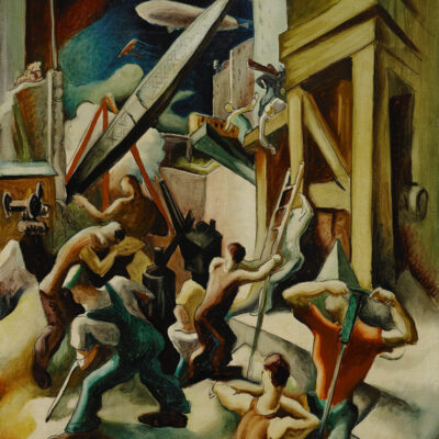 """""""American Art Deco: Designing for the People, 1918-1939"""" Concludes Frist Art Museum's 20th-Anniversary Year"""