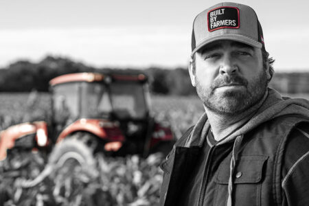 Country Music Star Lee Brice and Case IH Celebrate Farmers