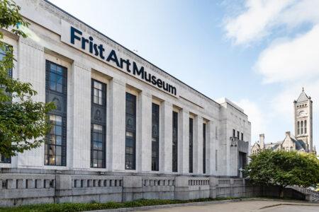 Frist Art Museum 2022 Schedule of Exhibitions
