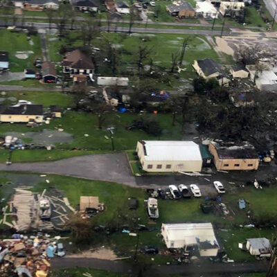 Ida's Aftermath Reveals Resiliency Voids on Gulf Coast