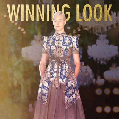 Kristin Hoppe Dazzles With the Winning Look in Making the Cut