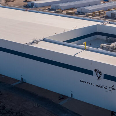 Lockheed Martin Unveils Intelligent, Flexible Factory at the Skunk Works in Palmdale, CA