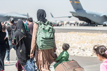 Nearly 22k Personnel Out of Afghanistan in Last 24 Hours