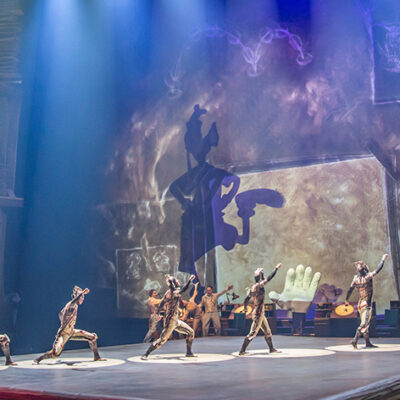 New Cirque du Soleil Production 'Drawn To Life' to Open in November 2021