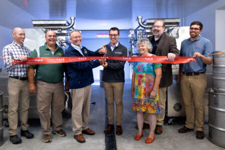 New Cornell Sugarhouse Sweetens NY's Maple Industry