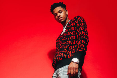 OBN Jay Is Back With a New Single 'Take the Time'