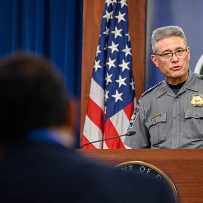 Pentagon 'Safe, Secure' Following Attack