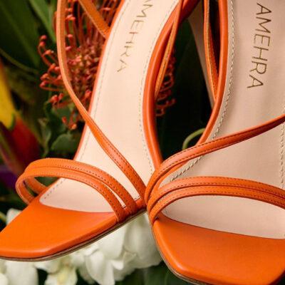 Persian-American Brother Sister Duo Launch Responsible Luxury Footwear Brand Amehra
