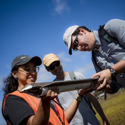 Reconnecting the People, Plants and Animals of the UC San Diego's Kendall-Frost Marsh