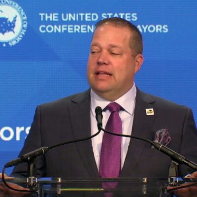 U.S. Conference of Mayors' 89th Annual Meeting No Longer Taking Place in Person