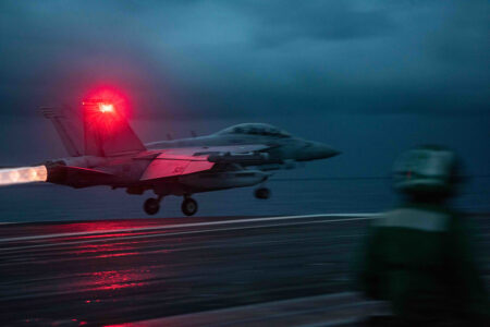 U.S. Will Continue to Operate in South China Sea to Ensure Prosperity for All