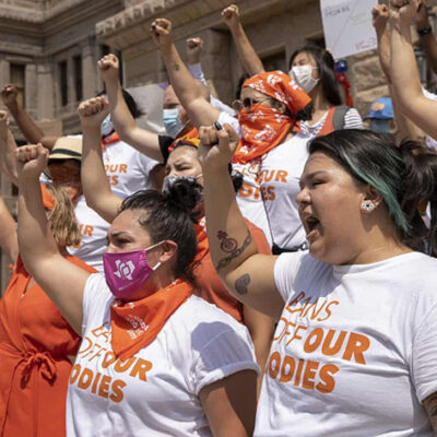 Unconstitutional Anti-Abortion Law in Texas Puts Women at Risk With a Disproportionate Burden on Underrepresented Women