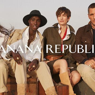 Banana Republic Debuts Fall 2021 Campaign