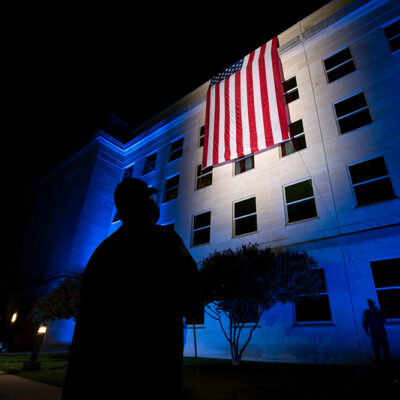 Biden Calls Unity America's Greatest Strength on 9/11 20th Anniversary