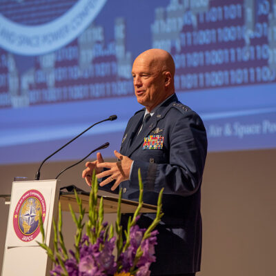 Conference Highlights NATO Air, Space Power