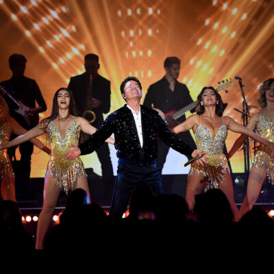 Donny Osmond Adds 2022 Dates After Sold-Out New Residency at Harrah's Las Vegas