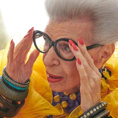 Fashion Icon Iris Apfel Celebrates 100 With an H&M Collaboration