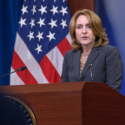 Hicks Outlines Strategy to Thwart Sexual Assault in Military