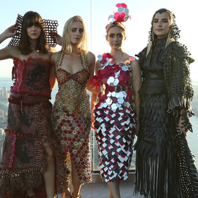 Junk Kouture Enters U.S. Market Bringing Sustainability to Life on a Global Stage