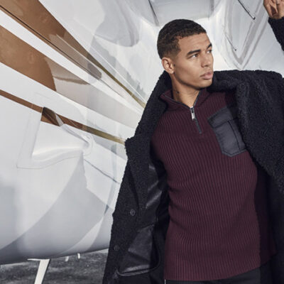 Karl Lagerfeld Paris Opens Its First Men's Boutique at Roosevelt Field in Garden City, NYC