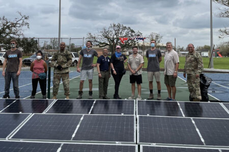 PosiGen Deploys Solar Power to Hurricane Ida Victims in Louisiana