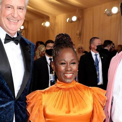 New York City Mayor de Blasio Calls on Black Brooklyn Designer for Met Gala 2021