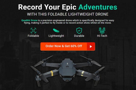 Quad Air Drone Reviews – What Is the Best Brand of Camera Drones to Buy?