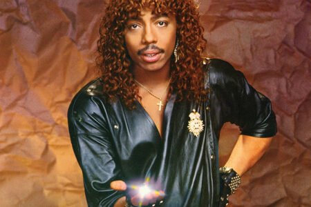 Rick James' Hit Album 'Glow' Is Available Now as a Digital Deluxe Edition