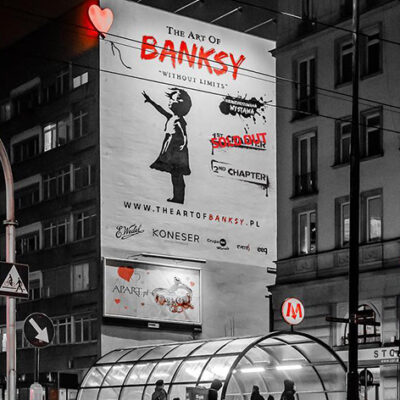The Art Of Banksy: 'Without Limits' Debuts Its North American Tour