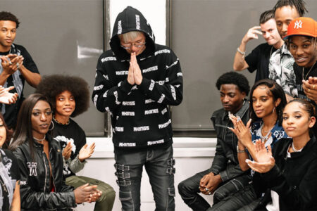 AKINGS NYFW Takes Over Times Square