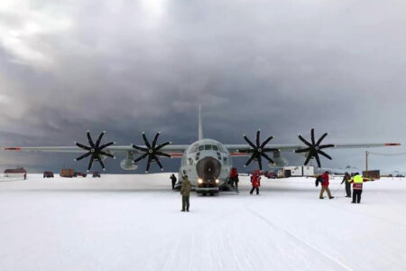 New York Troops Gear Up to Support Antarctic Research