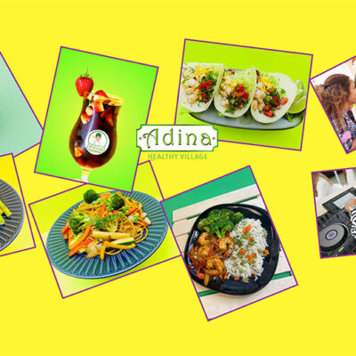 Brand New Dining Concept Presented by Adina Healthy Village in South Florida