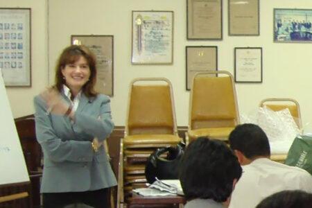 "Dena Falken Trains Foreign Law Professionals How to Talk the ""Legal Talk"""