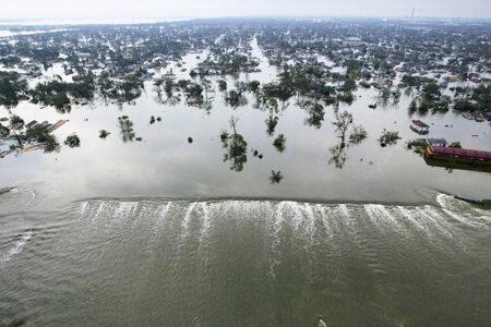 Greening the Gray: Fighting Floods With Restoration Versus Riprap