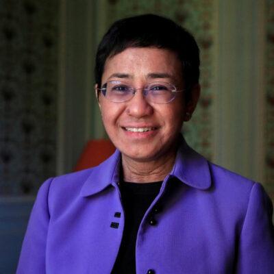 Former NPC Press Freedom Award Winner Maria Ressa Wins Nobel Peace Prize