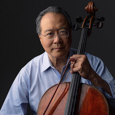 World-Renowned Cellist Yo-Yo Ma Explores the Ways Music Can Be a Source of Meaning, Connection, Imagination and Understanding